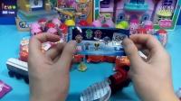 【托马斯和他的朋友们】健达奇趣蛋【超级飞侠·朵拉】出奇蛋 小猪佩奇巧虎 亲子玩具