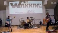 萝莉乐队The Warning演绎OZZY OSBOURNE经典《CRAZY TRAIN》