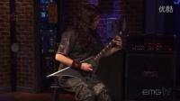 Masaki Murashita performs 'Retribution' instrumental on EMGtv