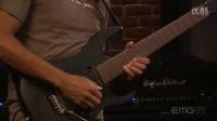 Tony MacAlpine performs 'Exhibitionist Blvd' live on EMGtv