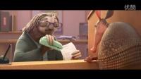 《疯狂动物城》-预告片(超清) 超级爆笑,正在来袭