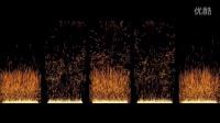 创意视听:艺术家以海浪、焰火等元素演绎动力鼓点