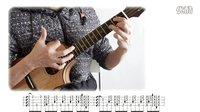 《 Pineapple Mango》 凤梨芒果 尤克里里 指弹 教学【桃子&鱼仔ukulele教室】