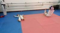 跆拳道考級基本功二20160109
