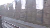 2016.01.10 首发K9413次重庆北至巴中运行于襄渝铁路达州至渡市区间