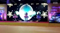 君悦凯乐 美女气球舞蹈