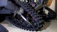 俄罗斯 春风X8履带改装全过程【全地形车网】_标清