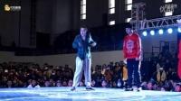 [太嘻哈]locking8进4 仔仔 龚雪 VS DANNY RANDY小博Juste Debout中国2016