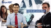 Everyday English #10 land on your feet