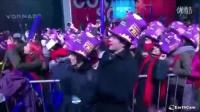 2016年纽约时代广场跨年8秒