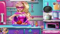 芭比娃娃★芭比公主做饭★芭比娃娃动画片国语版★ 芭比公主婚纱摄影★芭比娃娃玩具