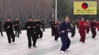 老年大学陈式太极拳精要十八式演练20151205