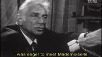 'Mademoiselle' - Nadia Boulanger(纳迪娅·布朗热)