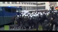KÖLN - FÜR 'PEGIDA DEMO' AUSREICHEND POLIZEI !!!