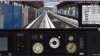 Bve5-東京モノレール羽田線 【区快】F1407 モノレール浜松町→羽田空港第2ビル