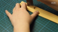 【繁皮艺新手教程】皮具制作基础教程(二)皮料的裁剪,裁皮刀的使用(超详细讲解)