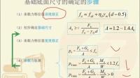 20160120【岩土专业公开课】第三讲《浅基础底面尺寸的确定方法》李老师