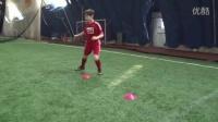 足球移动多样传球训练2 来自YouTube【天空蓝ken】