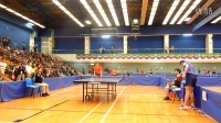 2016乒乓世錦赛 男甲4強  何鈞傑 vs 黃鎮廷