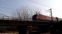 【火车视频】T180次(广州——济南)列车快速通过