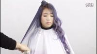 酷炫紫色+造型