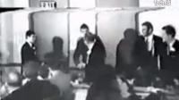 李小龙与范·威廉姆斯Van Williams、亚当·威斯特Adam West演讲影像