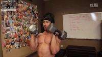 【Mike Chang健身-210-肩】极端的怪物巨人肩膀锻炼 经典