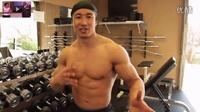 【Mike Chang健身-205】不穿鞋疯狂的练背