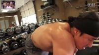 【Mike Chang健身-206-增肌】疯狂的大重量上半身增肌锻炼 经典