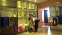 快速减肥瘦身 家庭4分钟高强度tabata (8)胸背超级组