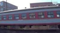 春节拍车——DF4D0148牵引5538次列车正点进玉林站