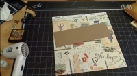 Beautiful Burlap Layout with Frank Garcia on Live with Prima