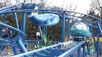 海底小纵队过山车实景Octonauts Rollercoaster Adventure Off Ride HD CBeebies Land Alton Towe