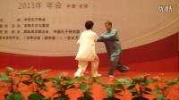 史晓明老师和陈汉菊老师表演