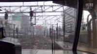 【前面展望】特急しなの9号(大阪-京都-米原-名古屋-長野) 日本昼間最長運転特急