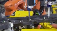 冲床自动化设备12,自动冲床机械手,焊接机械手厂家,全新2016款宝马BMW7系生产线展示