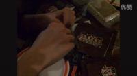钢炮拆卡  2011美国名人盒卡(比格餐厅惊现拆卡大佬)