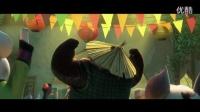 【大疆出品】《功夫熊猫3》首款加长版预告片大首播!