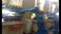 冲压机器人,冲床自动上下料机器人1,上下料机器人,冲压自动化机器人