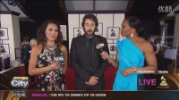 【CelineCN】独家 Josh Groban remembers Celine Dion and René Angélil @ GRAMMYs