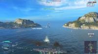 战舰世界  守卫驱逐舰 转角的奇遇瞬间爆炸