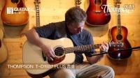 美国Thompson汤普森手工吉他 T-D1937 Plus 吉他试听