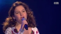 Solomia - Time To Say Goodbye - The Voice Kids Germany 2015 Blind Auditions_高清