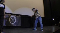 【太嘻哈】HIROKI vs TA-NI- BEST8 _ D-PRIDE vol.2 POP DANCE BATTLE@环球funk精选