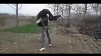 【AE特效】农村小伙神级模仿wwe,拳拳到肉(加工)多语无心