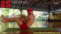 格锐搏击会馆-6块腹肌锻炼-核心强化训练