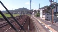 高徳線(等速) 徳島→高松 前面展望