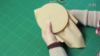 懒猫花花的拼布故事—拼布基础小技巧刺绣篇之轮廓绣直针绣
