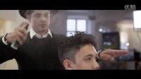 【小楠时尚频道】型男发型-如何用发蜡快速变换造型