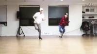 张艺兴舞蹈室练习片段 160304
